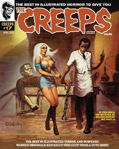 CREEPS #17 (MR)