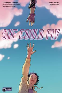 SHE COULD FLY TP (MR) (C: 1-1-2)
