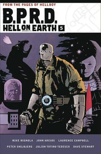 BPRD HELL ON EARTH HC VOL 05 (C: 0-1-2)