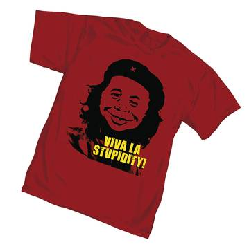 MAD TV VIVA LA STUPIDITY T/S XL (C: 1-1-0)