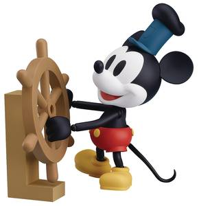 Steamboat Willie Mickey Mouse Af 1928 Color Ver (C: 1-1-2)