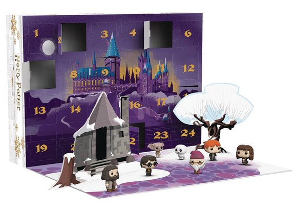 POCKET POP HARRY POTTER ADVENT CALENDAR