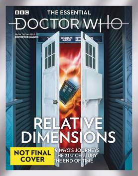 Doctor Who Essential Guide #15 Relative Dimensions (C: 0-1-2