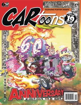 Cartoons Magazine #19