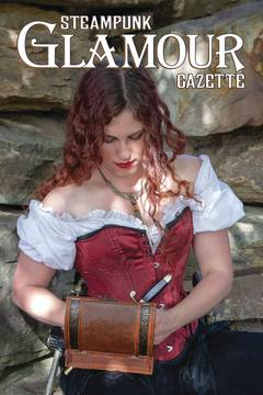 Steampunk Glamour Gazette #3