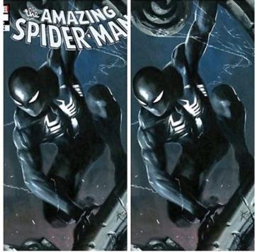 Amazing Spider-Man #1 - Gabriele Dell'otto SDCC 2018 Exclusive Set!