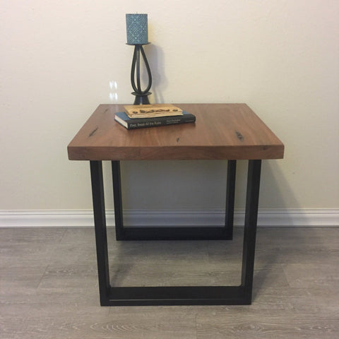 Bolivian Walnut End Table