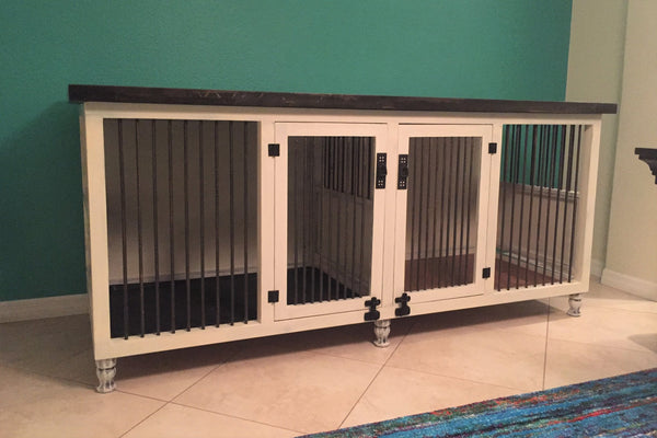Original Double Dog Kennel