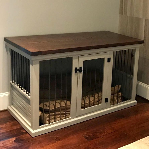 Farmhouse Single Dog Kennel