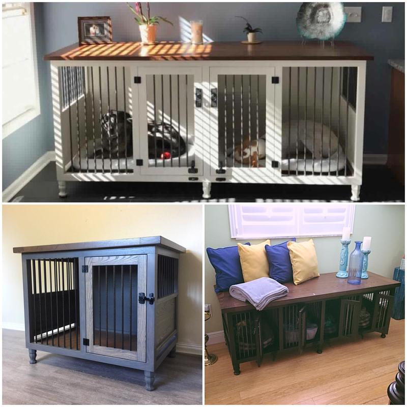Handmade Dog Kennels