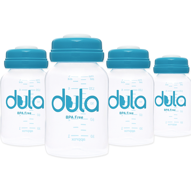 Dula Breastmilk Storage Bottles Standard Neck 5oz/150ml