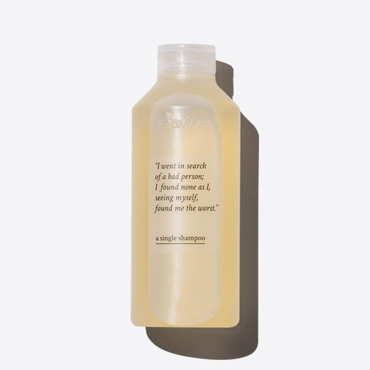 A Single Shampoo 1  250 ml / 8,45 fl.oz.Davines