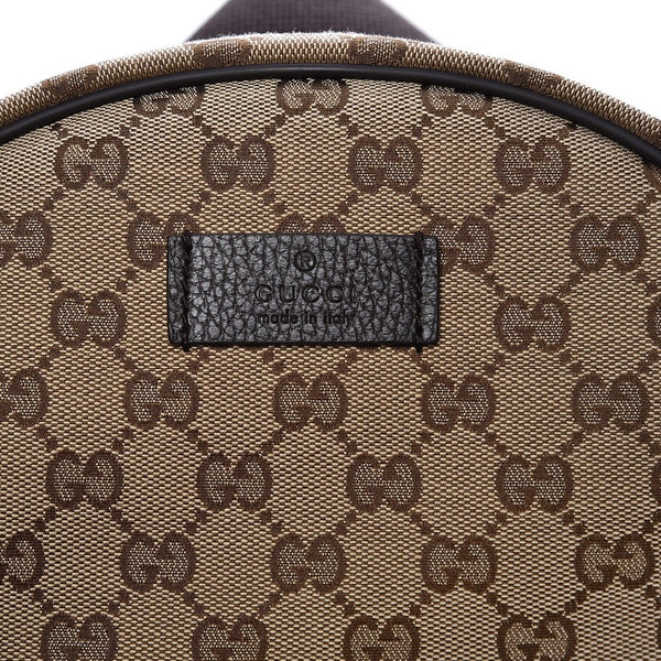 c6a38859d ... Backpack bag by Gucci - Original GG Guccissima pattern (Beige/Brown)