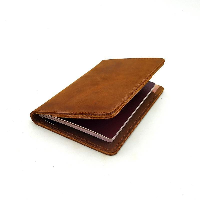 Leather Card Wallet - mwsshoe
