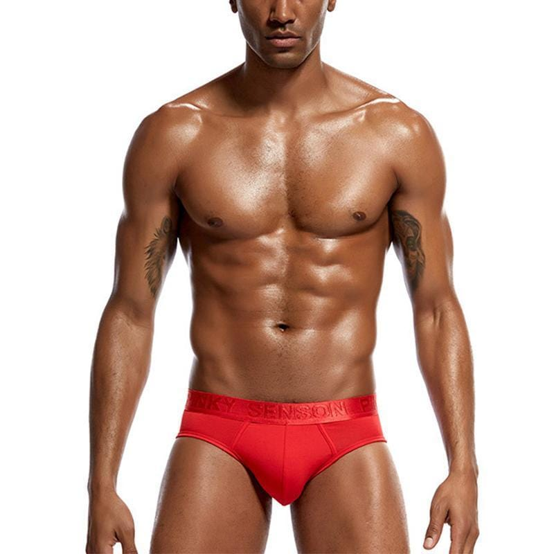 Men's Modal Low Waist Briefs
