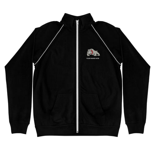 Logo Fleece Jacket with Name Personalization