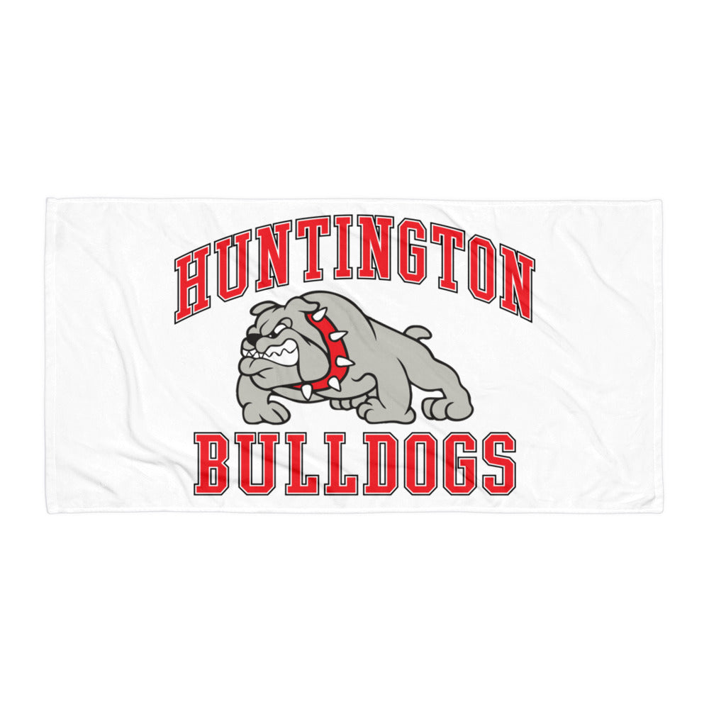 Bulldogs Towel