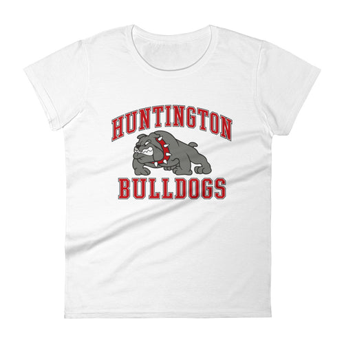Huntington Bulldogs Women's Tee