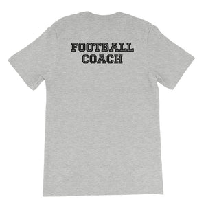 Huntington Bulldogs Football Coach Tee