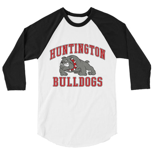 Huntington Bulldogs Raglan