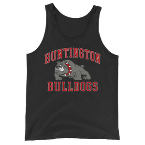 Huntington Bulldogs Tank Top