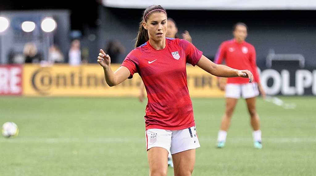 Alex Morgan – USA Soccer Team