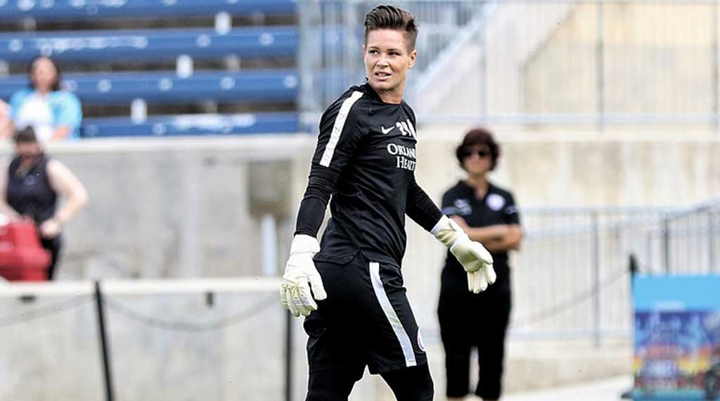 Ashlyn Harris – USA Soccer Team