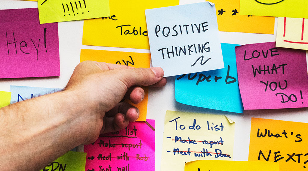 How positive thinking leads to success