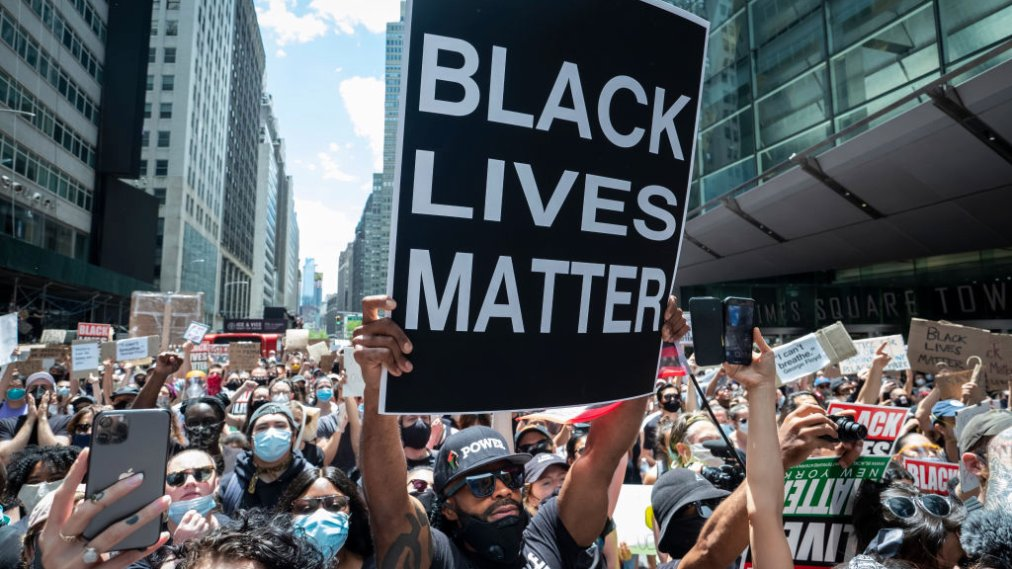 How to support black lives matter movement?