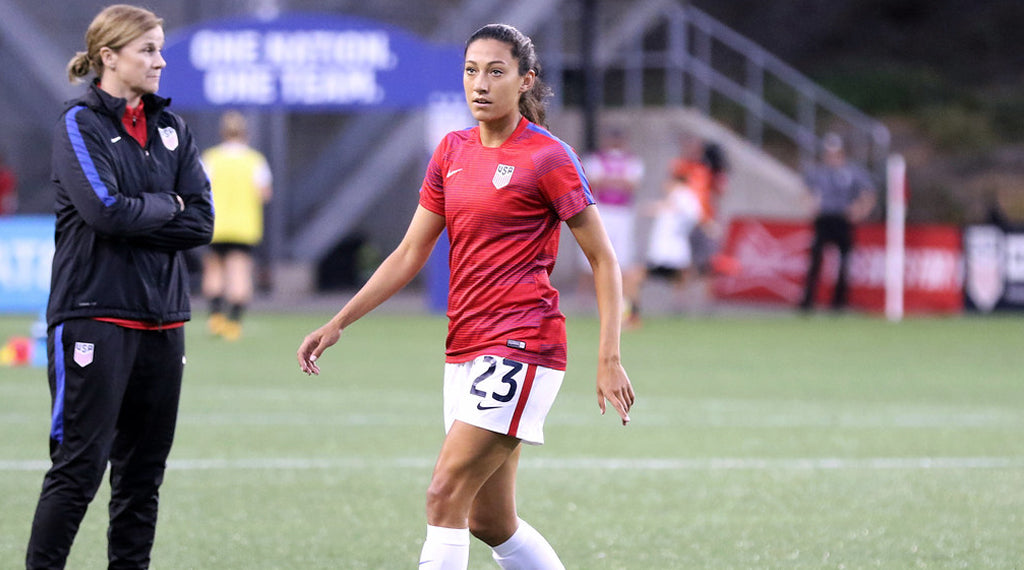 Christen Press - U.S. Soccer Team