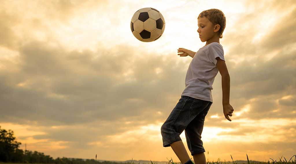 Why children should be encouraged to play sports?