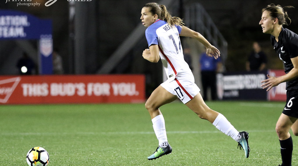 Tobin Heath – US Soccer Team