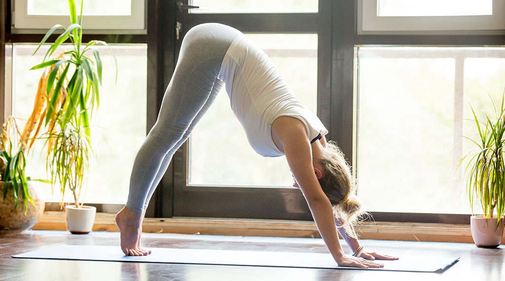 Simple Yoga Poses To Improve Flexibility
