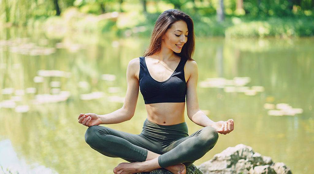 How yoga can help you find serenity