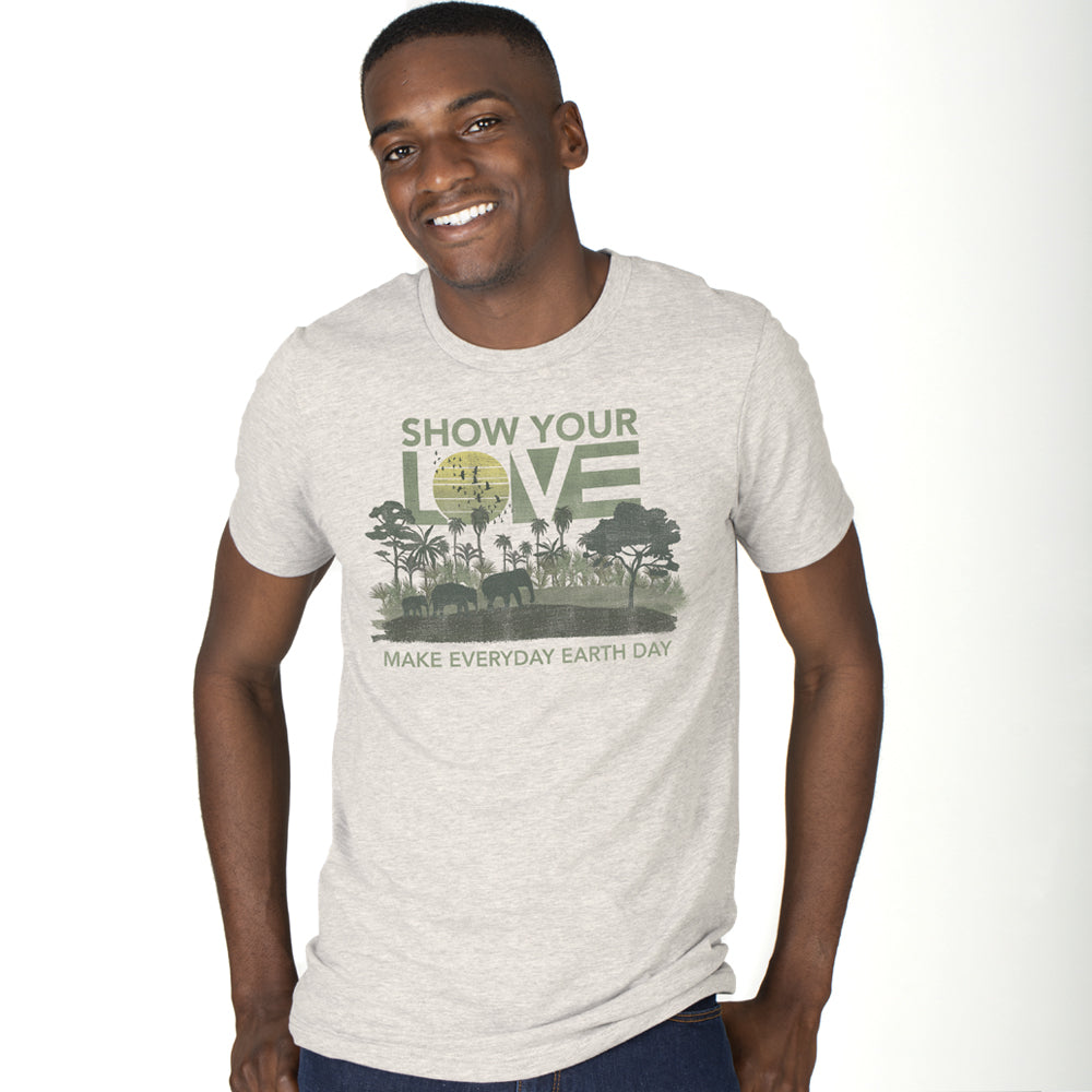 White Earth Day Unisex Tee