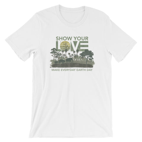 Earth Day Unisex Tee