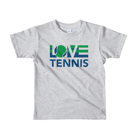LOV=Tennis Kids Tee (2yrs-6yrs)
