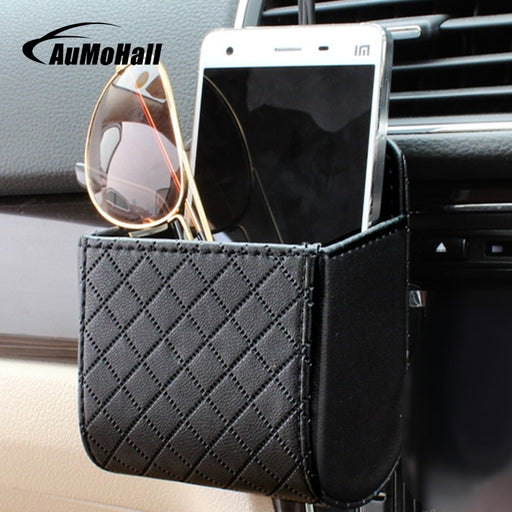Cell phone holder, PU leather