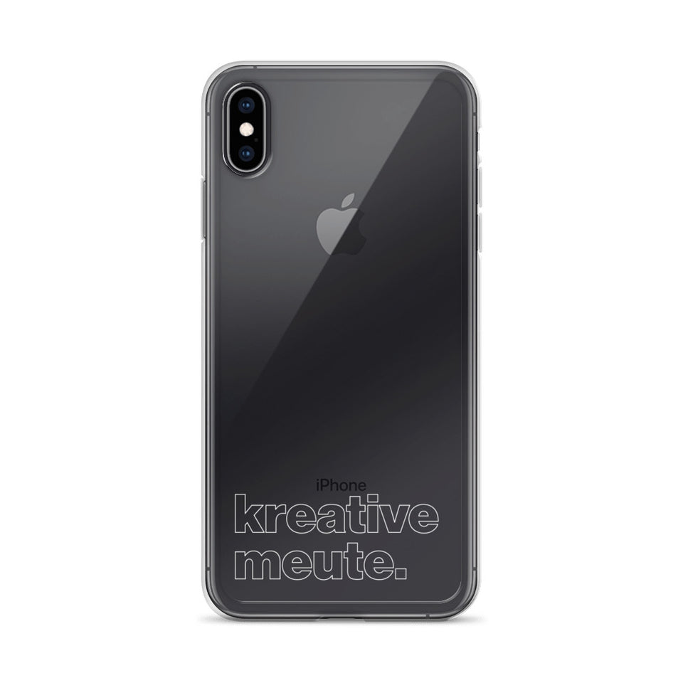 iPhone Hülle kreative meute.