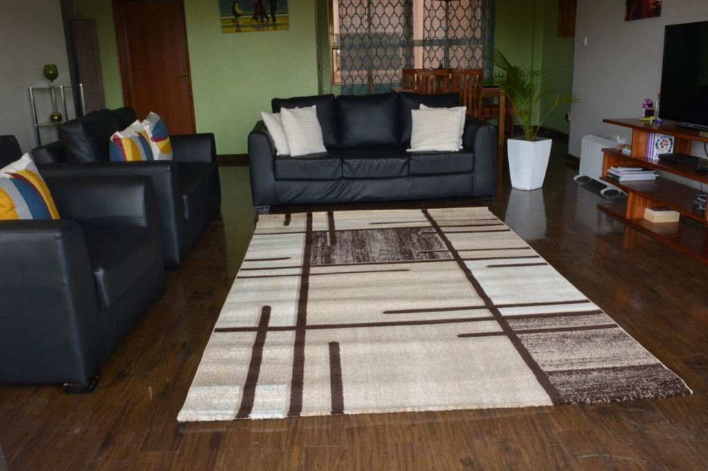 Beige Modern Turkish Carpet