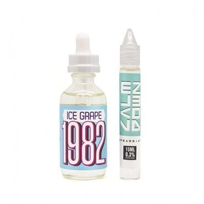 1982 Ice Grape E-Liquid - 75mL - BEST EJUICE PRICES
