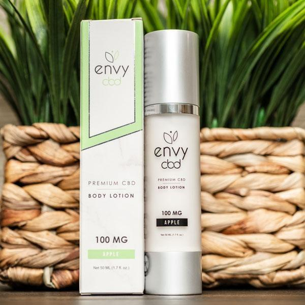 envy CBD BODY LOTION (GREEN APPLE) - BEST EJUICE PRICES