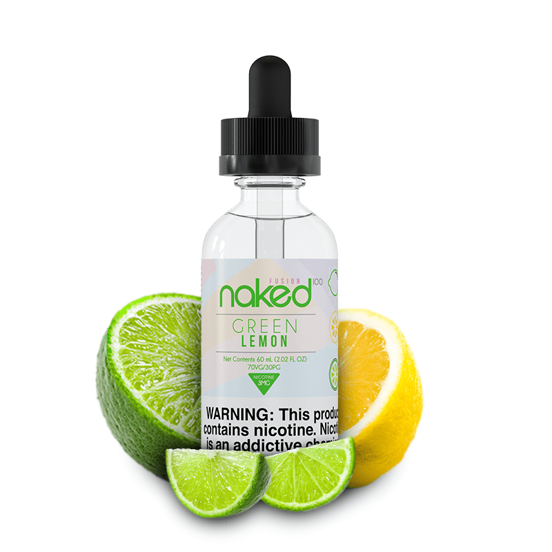 Naked 100 Fusion E-Liquids 60mL - BEST EJUICE PRICES