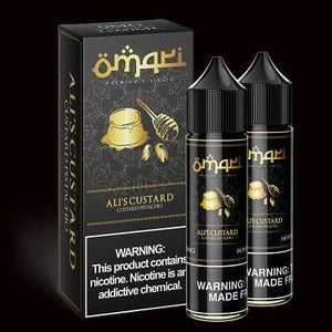 Omari Premium E-Liquid 120mL - BEST EJUICE PRICES