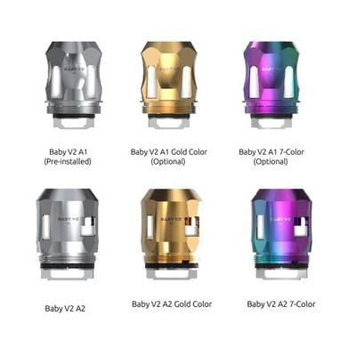 SMOK Baby V2 Coils 3/Pack - BEST EJUICE PRICES