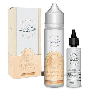 PETIT NUAGE E-Liquid - BEST EJUICE PRICES