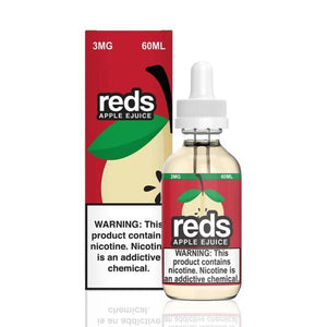 REDS E-JUICE - APPLE - BEST EJUICE PRICES