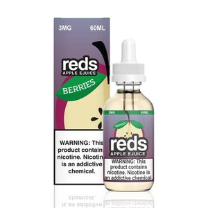 REDS E-JUICE - BERRIES - BEST EJUICE PRICES