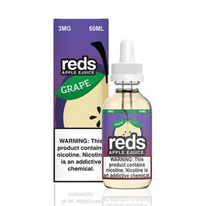 REDS E-JUICE - GRAPE - BEST EJUICE PRICES