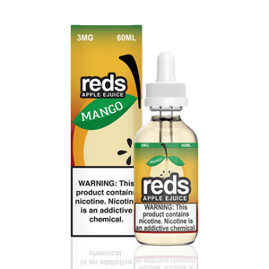 REDS E-JUICE - MANGO APPLE - BEST EJUICE PRICES